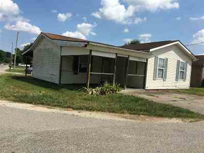 South Point Single Family Home For Sale: 178 Pvt Dr 268