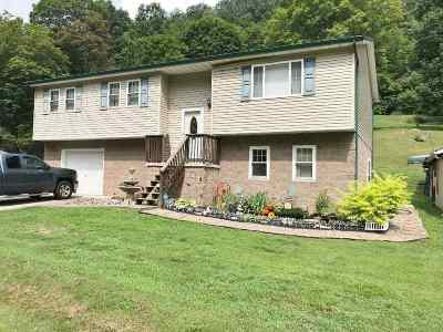 Barboursville Single Family Home For Sale: 3286 Hollands Branch Road