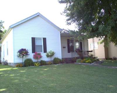 Ironton Single Family Home For Sale: 2119 S 4th Street