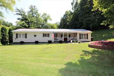 Chesapeake Single Family Home For Sale: 2330 County Road 115