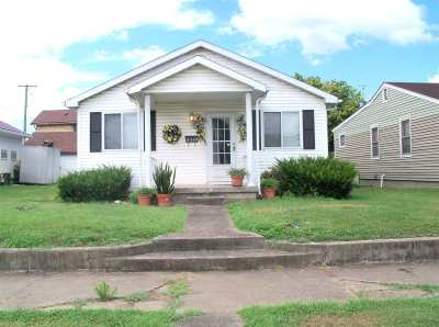 Ironton Single Family Home For Sale: 2732 S 8th Street