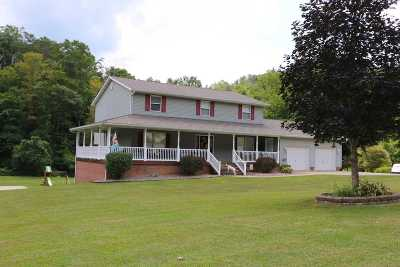 Proctorville Single Family Home For Sale: 2202 County Road 66