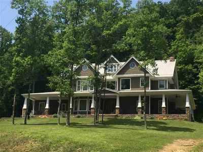 Chesapeake Single Family Home For Sale: 266 Private Drive 161