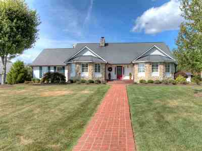 Milton Single Family Home For Sale: 1837 Sunset View
