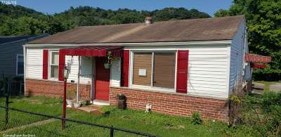 Barboursville Single Family Home For Sale: 1329 McClung Ave
