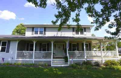 Kitts Hill Single Family Home For Sale: 1106 County Road 105