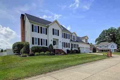 Huntington Single Family Home For Sale: 6308 Highland Drive