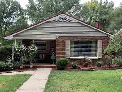 Huntington Single Family Home For Sale: 3029 Washington Boulevard
