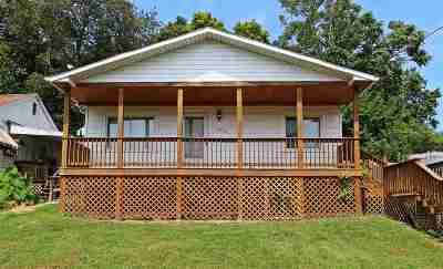 Huntington Single Family Home For Sale: 5008 W Pea Ridge