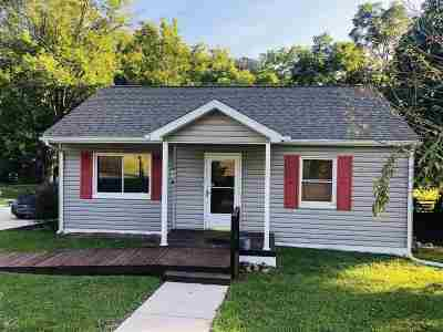 Kenova Single Family Home For Sale: 1885 Rt. 75