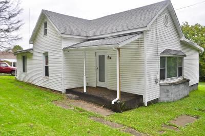 Huntington Single Family Home For Sale: 2420 James River Road
