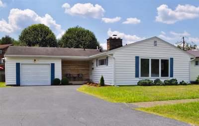 Ironton Single Family Home For Sale: 1508 Thomas Street