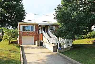 Huntington Single Family Home For Sale: 3662 Thomas Ave