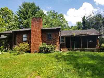 Ironton Single Family Home For Sale: 228 Township Rd 612