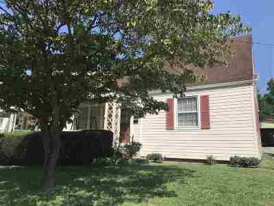 Huntington Single Family Home For Sale: 546 Roby Rd