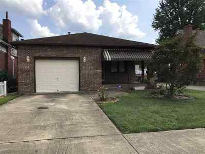 Huntington Single Family Home For Sale: 3705 Auburn Road