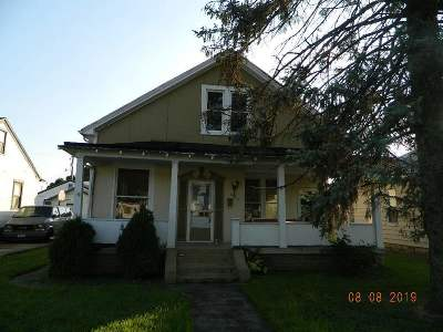 Ironton Single Family Home For Sale: 2412 S 7th Street