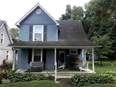 Kenova Single Family Home For Sale: 910 15th Street