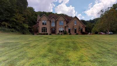 Milton Single Family Home For Sale: 2177 Saunders Creek Road