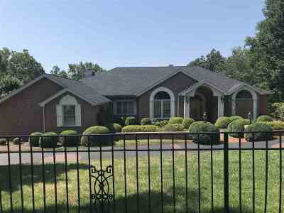 Barboursville Single Family Home For Sale: 12 Nichols Dr