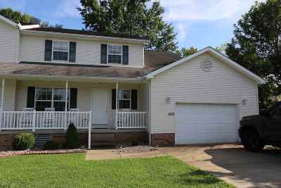 Proctorville Single Family Home For Sale: 8676 County Road 107