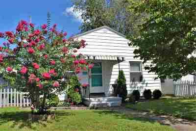 Chesapeake Single Family Home For Sale: 624 2nd Avenue