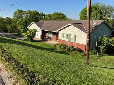 Chesapeake Single Family Home For Sale: 886 County Road 124