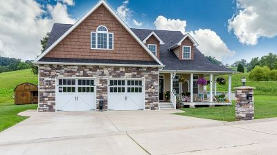 Milton Single Family Home For Sale: 135 Kings Gate