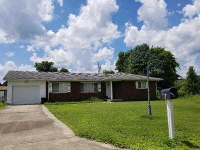 Proctorville Single Family Home For Sale: 441 Demaria