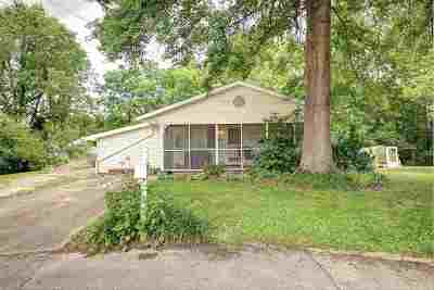 Milton Single Family Home For Sale: 2006 Olive Court