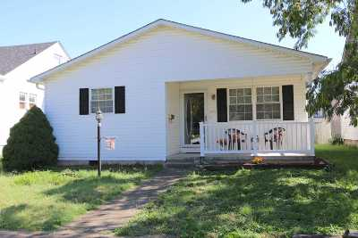 Ironton Single Family Home For Sale: 2701 South 6th Street