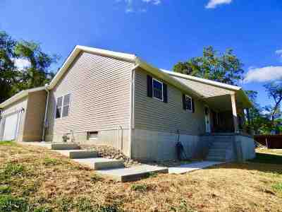 Ironton Single Family Home For Sale: 162 Township Road 1214