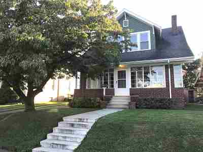 Ironton Single Family Home For Sale: 2628 S 6th Street