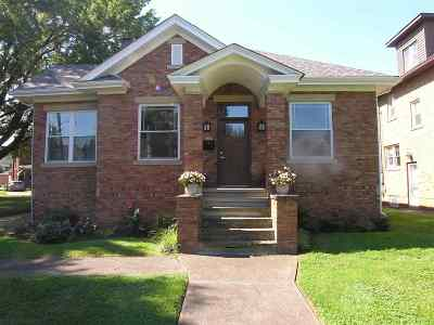 Huntington WV Single Family Home For Sale: $239,900