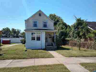 Ironton Single Family Home For Sale: 1014 N 3rd Street