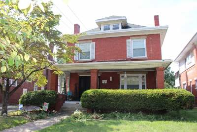 Huntington Single Family Home For Sale: 1119 8th Street