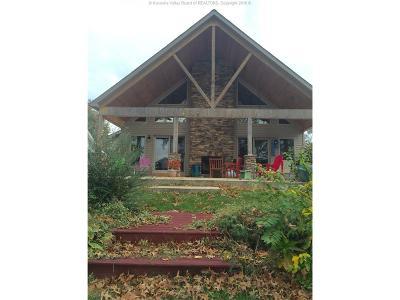 Dunbar Single Family Home For Sale: 1304 Kanawha Avenue