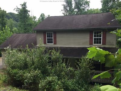 Scott Depot Single Family Home For Sale: 129 Lakeview Drive