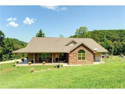 Nitro Single Family Home For Sale: 145 Homestead Drive