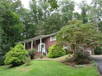 Scott Depot Single Family Home For Sale: 310 Teays Meadows