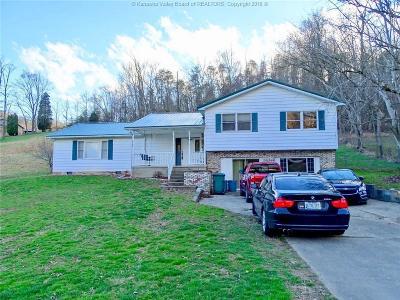 Scott Depot Single Family Home For Sale: 441 Kilgore Road