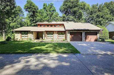 Hurricane Single Family Home For Sale: 16 Sherwood Circle