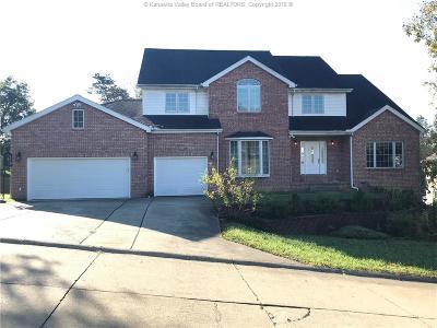 Scott Depot Single Family Home For Sale: 501 Roseberry Road