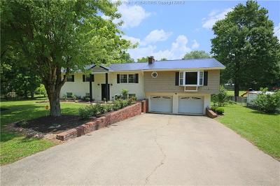 Hurricane Single Family Home For Sale: 1031 Mt Vernon Road