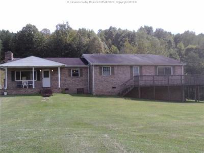 Poca Single Family Home For Sale: 302 Mt. Etna Ridge Road
