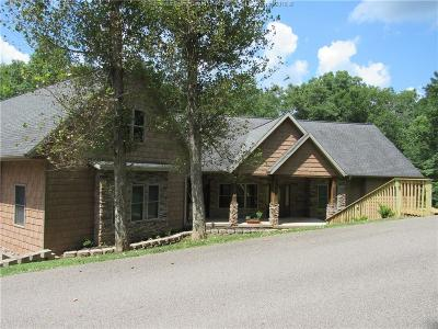 Hurricane Single Family Home For Sale: 204 Highlands Road