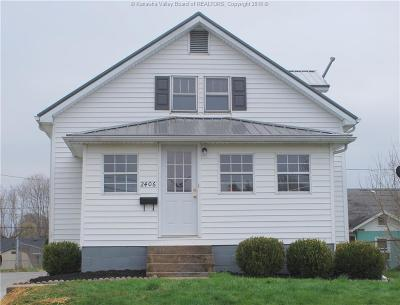 Point Pleasant Single Family Home For Sale: 2406 Monroe Avenue