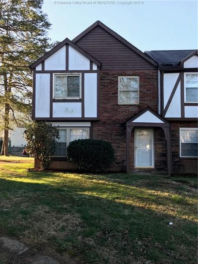 Cross Lanes Single Family Home For Sale: 5379 Big Tyler Road #501