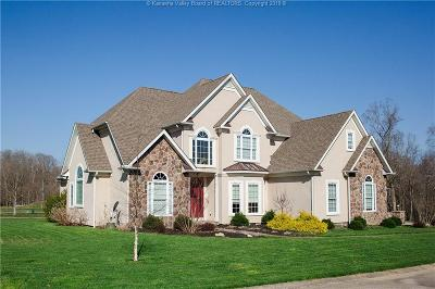 Ona Single Family Home For Sale: 19 Riverwalk Drive