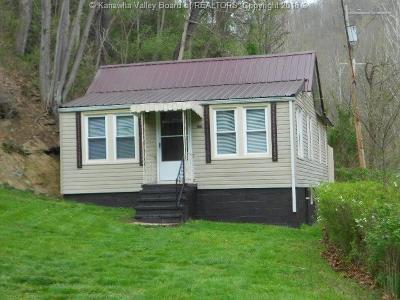 Poca Single Family Home For Sale: 3321 Heizer Creek Road